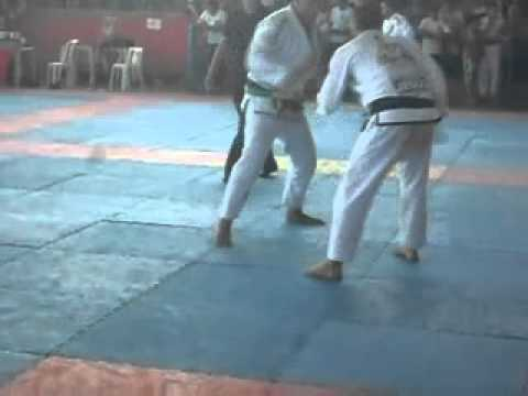 Fabricio Araujo Final absoluto Rolls Gracie
