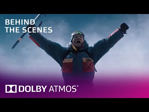 Sound of 'Everest' on Blu-ray in Dolby Atmos