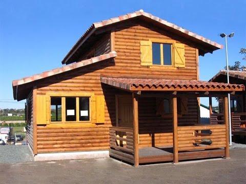 Como construir casas de madera economicas youtube - Youtube casas de madera ...