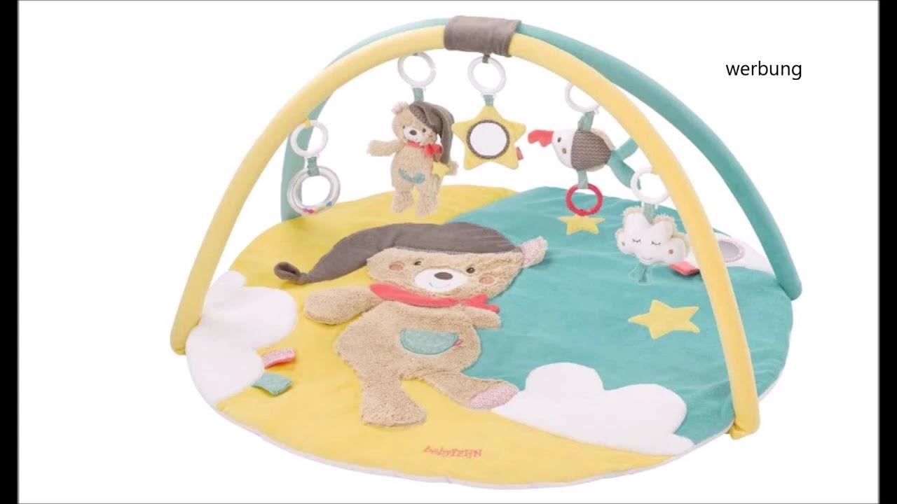B/är und Hase Kinderwagen Spielzeug Activity Spirale zum Aufh/ängen an Kinderwagenkette Babyschale oder Kinderbett zum Greifen F/ühlen Spielen Pl/üschtiere f/ür Babys und Kleinkinder ab 0 Monaten