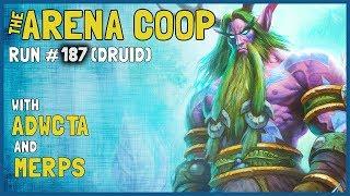 Hearthstone Arena Coop #187 (Druid)