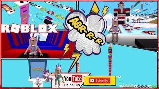 Roblox 1590 Mega Fun Obby! MY MEGA RAGE OBBY!!! Part 12