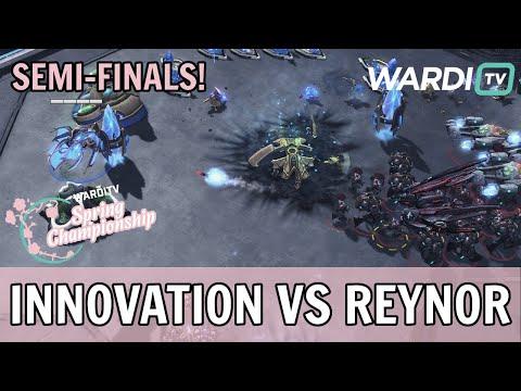 INnoVation Vs Reynor - SEMI-FINALS WardiTV Spring Championship Pre-Season (TvZ)