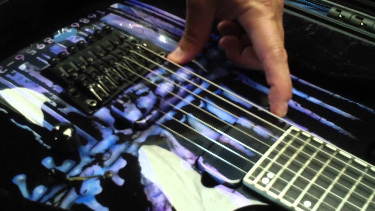 guitar on flipboard