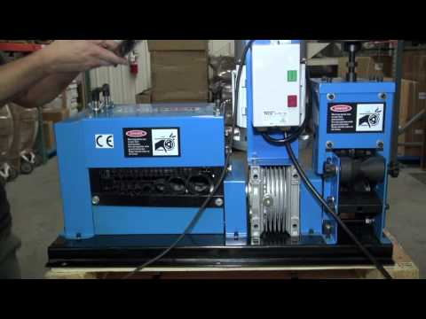 Model WS-260 by BLUEROCK Tools Wire Stripping Machine Copper Stripper WS260
