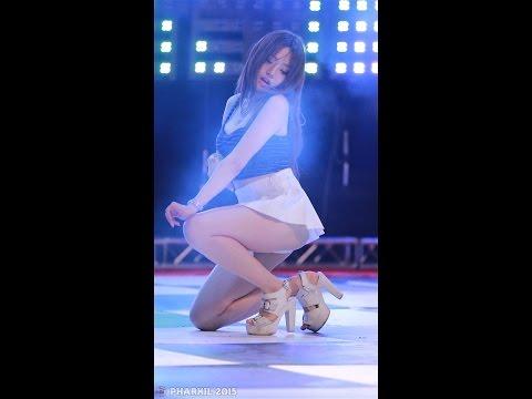 [직캠/Fancam] 150529 밤비노(BAMBINO) (은솔) 댄스공연 박진영-어머님이 누구니 @ 강릉영동대