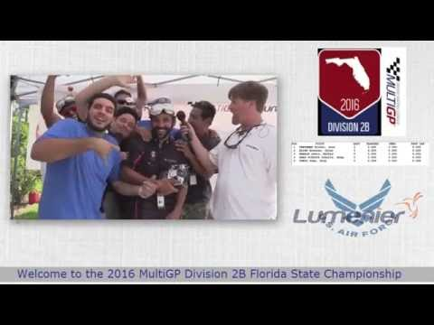 2016 MultiGP 2B Florida Finals Gravity Goons Interview