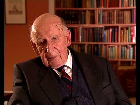 Bernard Lovell - Writing a paper on radar echoes from cosmic ray showers (22/108)
