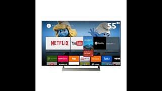 Android TV SONY XBR-55X905E