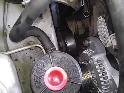 ACURA MDX ALTERNATOR INSTALL YouTube - Acura alternator