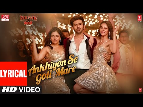 '  ANKHIYON SE GOLI MARE ' sung by Mika Singh & Tulsi Kumar
