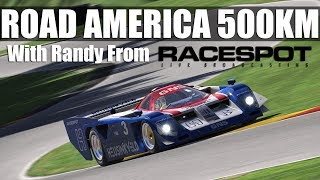 iRacing - The Road America 500km