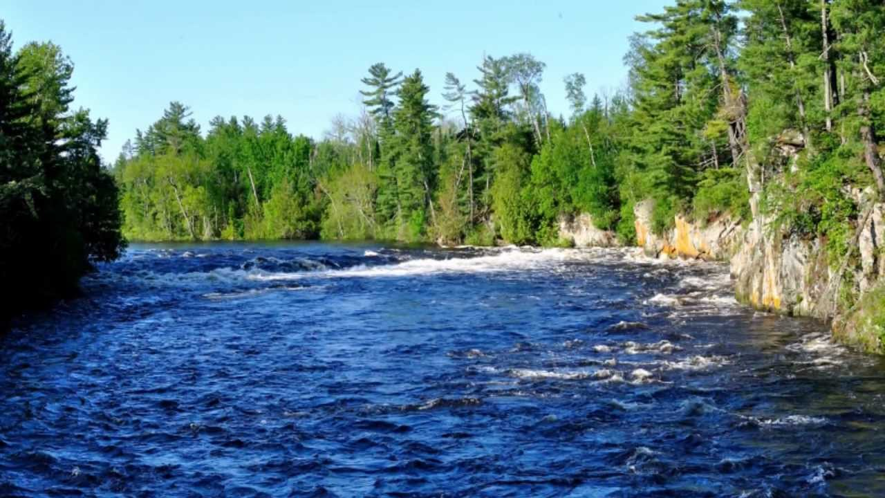 Portage to basswood lake with ely fishing guide company for Portage lakes fishing