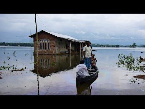 الفيضانات تهدد الملايين في الهند بسبب الأمطار الموسمية …  - نشر قبل 2 ساعة