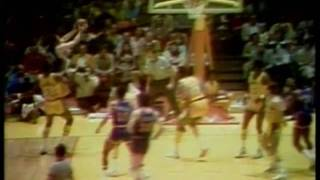 1972 NBA Finals: Knicks at Lakers, Gm 5 part 3/11