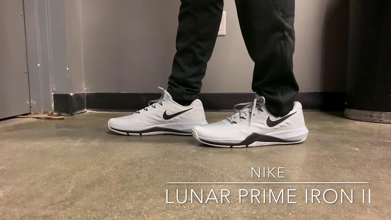 nike lunar prime iron