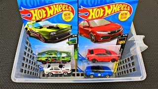 Toy Cars & Trucks for Kids | New for 2019 Hot Wheels | Fun & Educational Organic Learning