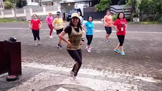 Cita Citata - PERAWAN Atau JANDA - Dangdut | Choreo By EVIN | Yyiihhaaa...uuuhhuuyy...