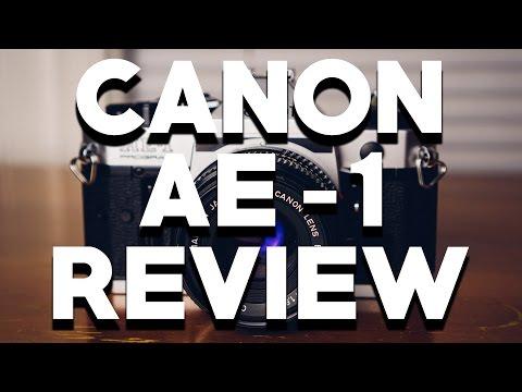 CANON AE-1 PROGRAM REVIEW: Greatest Film Camera Ever? 📷 🎞
