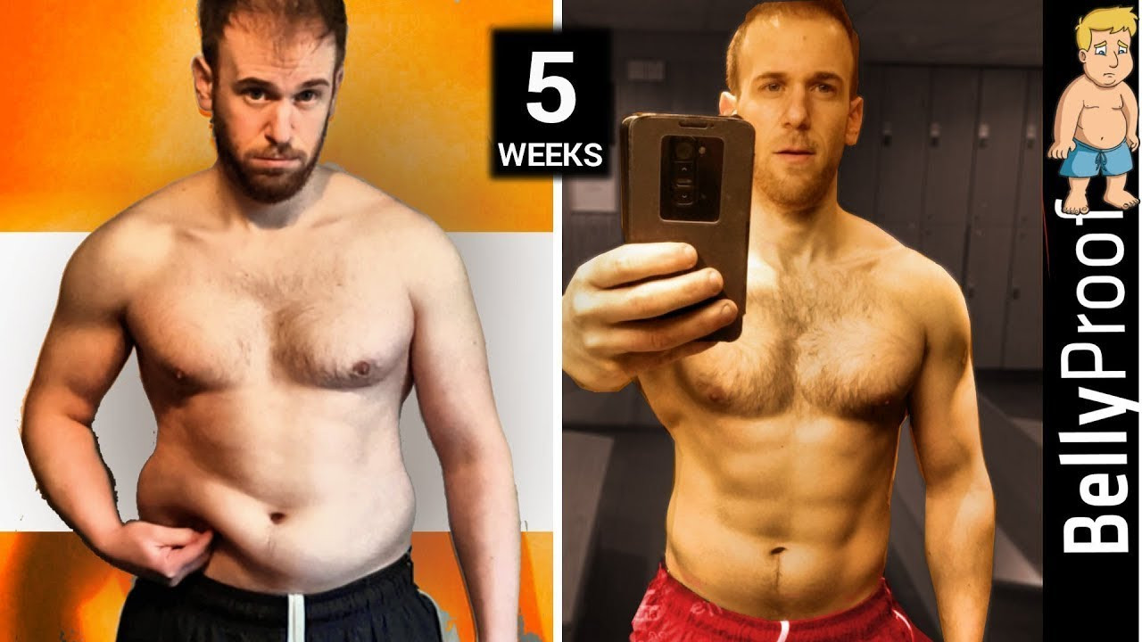 Intermittent Fasting Results (2019) - a Fat Loss Case Study 2