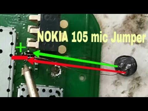 Nokia 105 Rm 1134 Mic Problem Solution Nokia 105 Mic Way