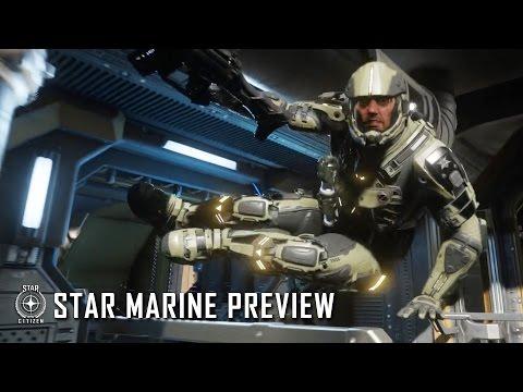 Star Citizen: Star Marine Preview