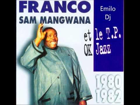 (Intègralité) Franco Tp Ok Jazz & Sam Mangwana - Coopération 1980-82 HQ