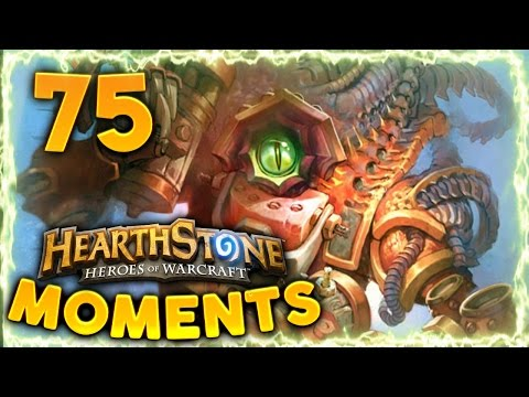 Hearthstone Daily Funny and Lucky Moments Ep. 75 | Corrupted Healbot