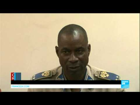 EXCLUSIVE interview with Burkina Faso military coup leader general Gilbert Diendéré