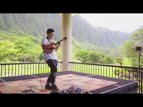 Jake Shimabukuro Performing Dragon On HiSessions