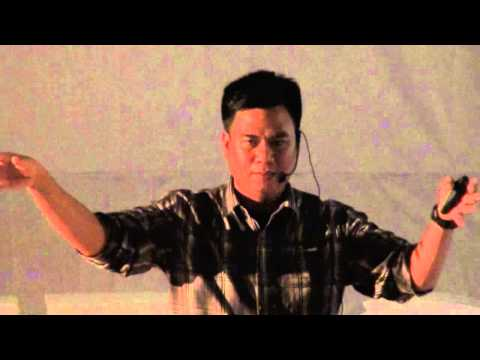 Indonesia in 5 cm | Donny Dhirgantoro | TEDxITS