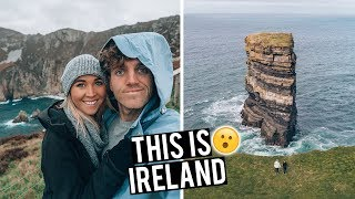 Can't Believe This is Ireland | Wild Atlantic Way Road Trip