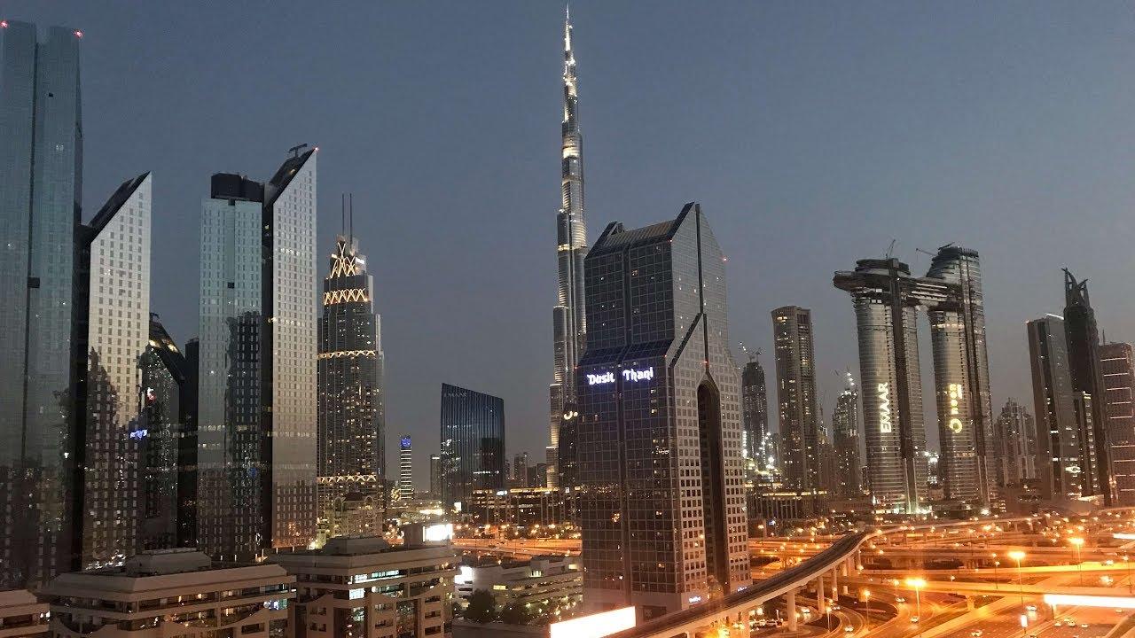 Lagos to Dubai | Exploring the city of Dubai Day 1