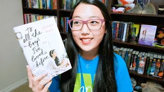 BOOK REVIEW: TO ALL THE BOYS I