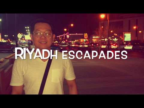 Exploring the downtown city (Riyadh, KSA)