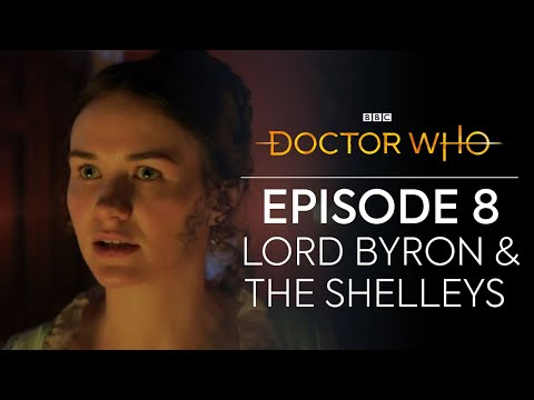 Meet Mary Shelley And Lord Byron | The Haunting Of Villa Diodati | Doctor Who: Series 12