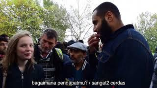 P3 Aborsi  Harga Sebuah Kehidupan  Mohammed Hijab Vs Wanita Agnostik   Speakers Corner