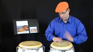 AFRO-CUBAN PERCUSSION TUTORIAL #4 by Javier Diaz: RUDIMENTS