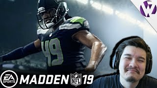 MADDEN NFL 19 OFFICIAL REVEAL TRAILER REACTION & THOUGHTS