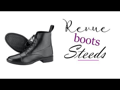 [ Revue ] - Les Boots Steeds x Kramer.