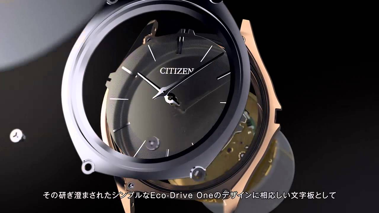 how to get a citizen eco drive watch working again