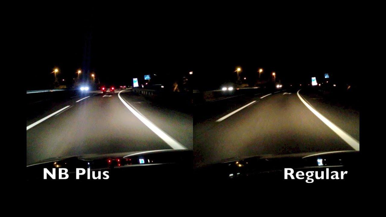 F20 11-/> LOW BEAM HEADLIGHT BULBS H7 OSRAM NIGHT BREAKER UNLIMITED BMW 1