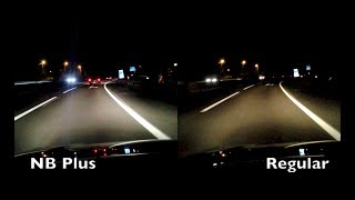OSRAM Night Breaker Plus vs Regular OSRAM Review (Foglights + Headlights)