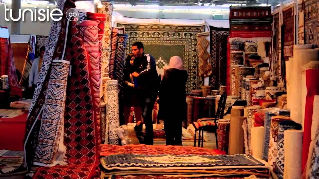 ambiance de la foire nationale du tapis des. Black Bedroom Furniture Sets. Home Design Ideas