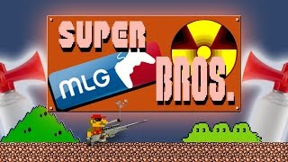 Super MLG Bros (Mario Theme Airhorn Remix)