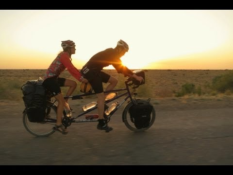 Travel Series: Alleykat Discovers Turkmenistan by Bicycle (EP.4)