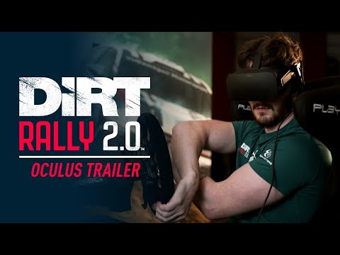 DiRT Rally 2.0's VR update is now available on PC