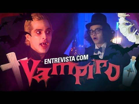 VAMPIROS EXISTEM? - A HORA DO MISTÉRIO