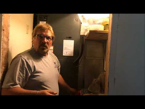 How to Clean Your Clogged AC Condensate Drain Line
