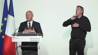 COVID-19 | Conférence de presse, 4 avril 2020, par le Directeur général de la santé | Gouvernement